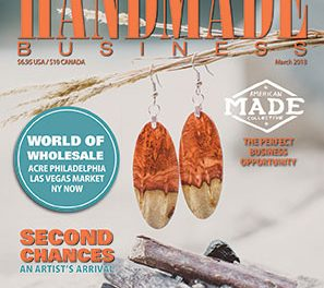 Handmade Business March 2018