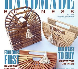 Handmade Business June 2018