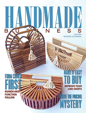 Handmade Business June 2018
