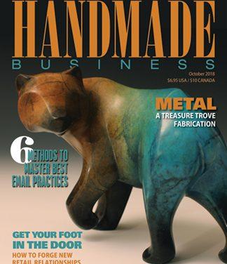 Handmade Business October 2018